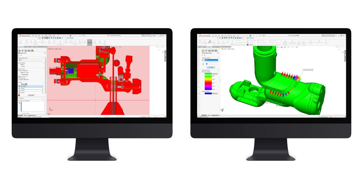 3D CAD-Design-Tattoo-machine