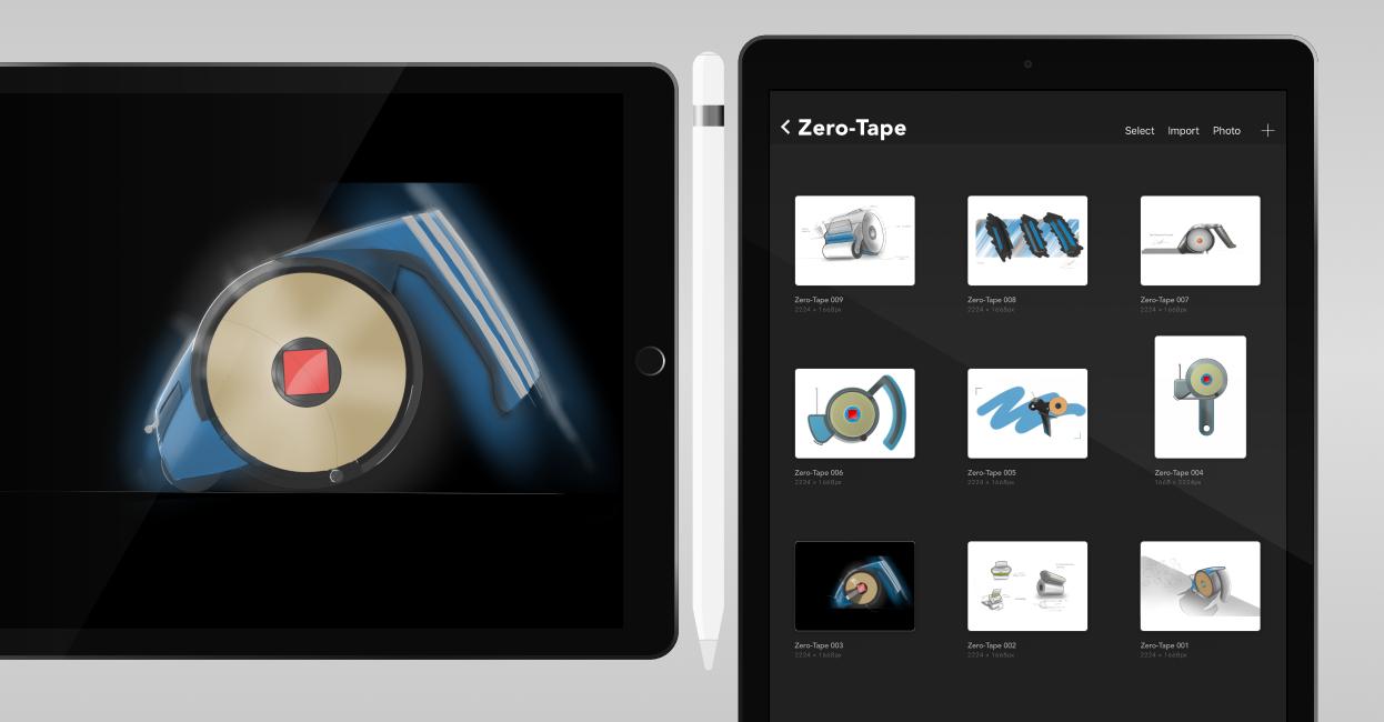 Concept-Design-zerotape