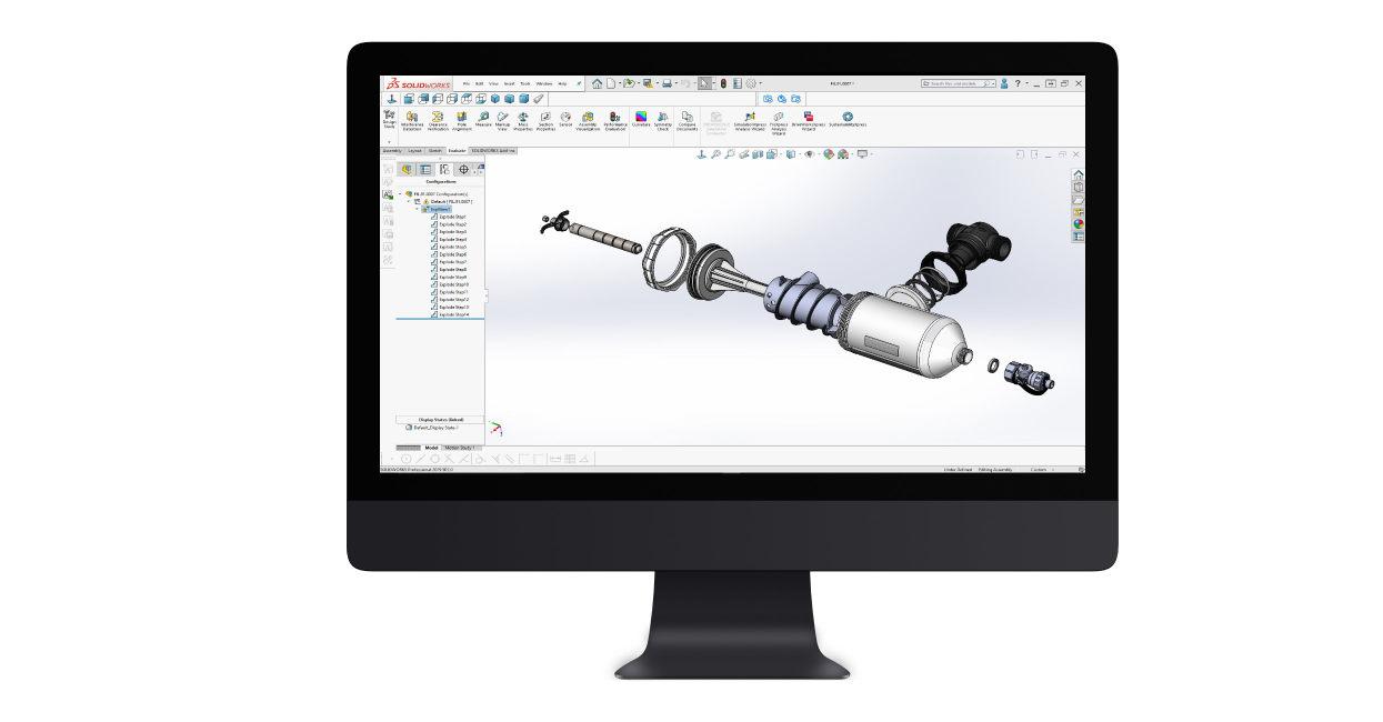 3D CAD-Design