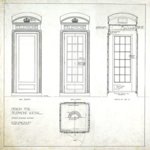 K2 Telephone Box Design