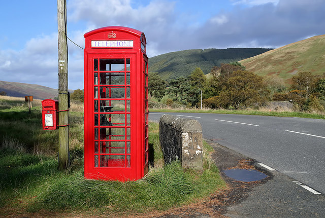 Red Phone Box History