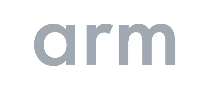 arm logo grey