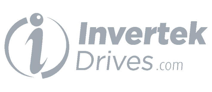 invertek drives logo grey
