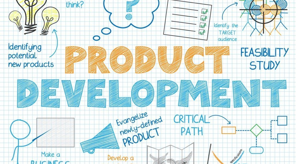 product development header